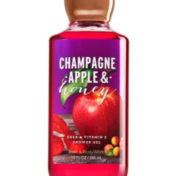 Shower Gel Champagne Apple & Honey
