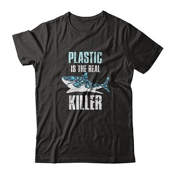 Plastic Is The Real Killer Save Ocean Quote