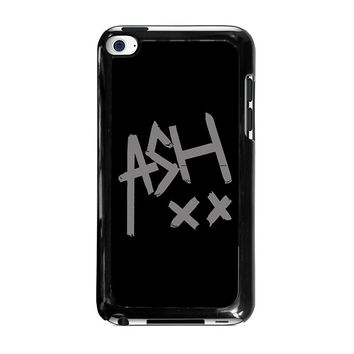 5 SECONDS OF SUMMER ASH 5SOS iPod Touch 4 Case Cover