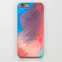 Violet  iPhone & iPod Case by Sierra Christy Art