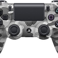Sony - DUALSHOCK 4 Wireless Controller for PlayStation 4 - Urban Camouflage