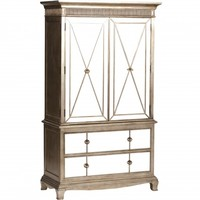 Visage Armoire - Bedroom - Furniture