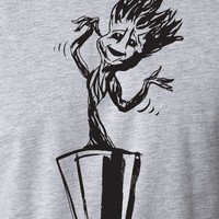 Dancing Baby Groot T- Shirt | redditgifts