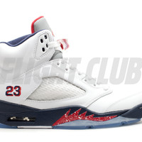 "air jordan 5 retro ""olympic"" - Air Jordan 5 - Air Jordans 