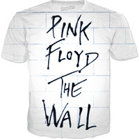 Pink Floyd The Wall Band Shirt
