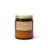 P.F. Candle - No. 11 Amber & Moss - Soy Candle