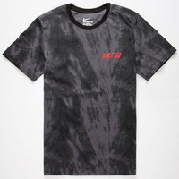 Nike Sb Shibori Mens T-Shirt Black  In Sizes