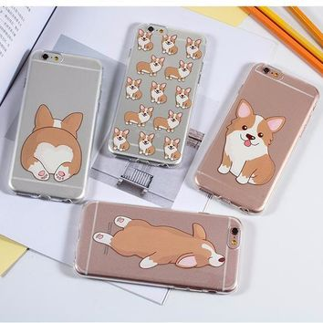 Corgi Cute iPhone Case