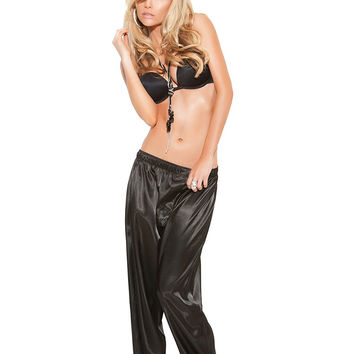 Serena Satin Pants
