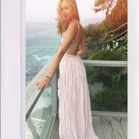 Lover Of Lights Maxi- Lt Pink {Boutique Collection}