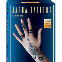 Earth Jagua Temporary Tattoo Kit Blue One Size For Women 27424720001