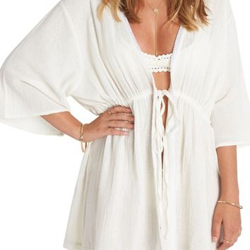 Billabong Hey Babe Cover-Up Kimono | Nordstrom