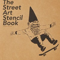 AEO 's Chronicle Books The Street Art Stencil Book (Multi)