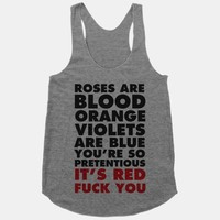 Roses Are Blood Organge