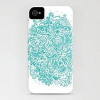 DoodleLand iPhone Case by Lisa Argyropoulos | Society6