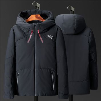 The North Face MEN'S Outdoor warm and waterproof jacket M-XXXL