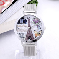 Good Price New Arrival Trendy Stylish Awesome Gift Designer's Great Deal Ladies Hot Sale Alloy Gifts Watch [11668120975]