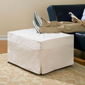 Ottoman Guest Bed Slipcovers