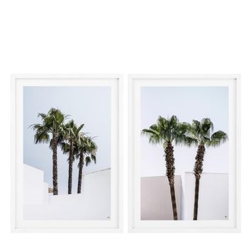 Palms Print (set of 2) | Eichholtz Palm Trees