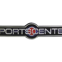 Sports Center Embossed Tin Sign | Shop Hobby Lobby