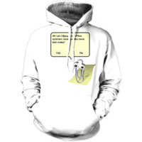 Clippy Hoodie