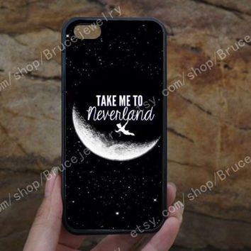 Take to me neverland iphone case,phone case,galaxy S5 case,iPhone 5C 5/5S 4/4S,samsung galaxy S3/S4/S5,Personalized Phone case
