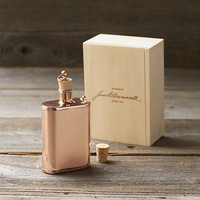 Great American Flask - Handmade Copper Flask