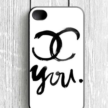 Chanel iPhone 4 Case