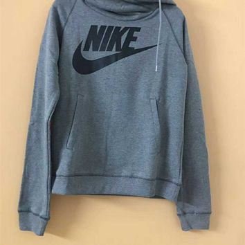 """NIKE"" Women Fashion Hooded Top Pullover Sweater Sweatshirt Hoodie"