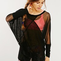 Nesh NYC Illusion Patchwork Top - Urban Outfitters