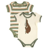 Hudson Baby Organic Bodysuits | Affordable Infant Clothing