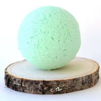 Eucalyptus Bath Bomb, Allergy Relief Bath Bomb, Sinus relief bath bomb