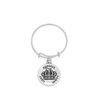 Queen's Crown Expandable Wire Ring