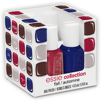 Fall Cube 4 Pc Mini Nail Polish Collection