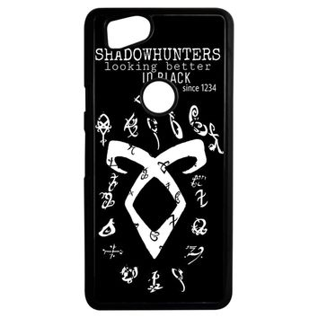 Shadowhunters Runes 2 Google Pixel 2 Case