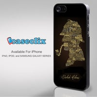 Sherlock Holmes The Canon For Smartphone Case