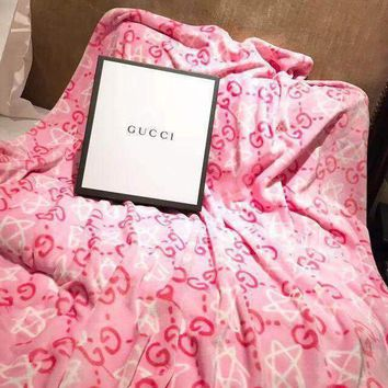 PEAPON GUCCI Conditioning Throw Blanket Quilt For Bedroom Living Rooms Sofa