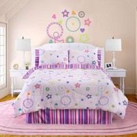 STAR DANCE COMFORTER SET IN DIFFERENT SIZES