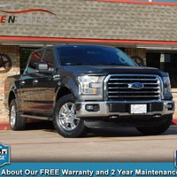 "Used 2015 Ford F-150 4WD SuperCrew 145"" XLT for Sale in Garland TX 75043 Ride N Drive"