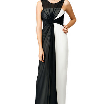 BCBGMAXAZRIA High Bar Gown