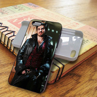 Colin O'donoghue Once Upon A Time Captain Hook Killian Jones iPhone 5C Case