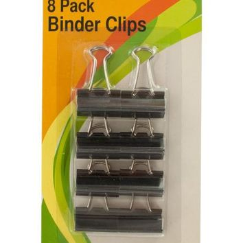 Small Binder Clips ( Case of 24 )