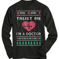 Doctor Ugly Christmas Sweater