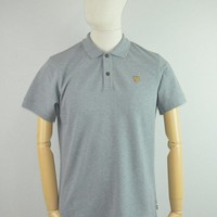Fjallraven AW17 Ovik Polo Shirt in Grey