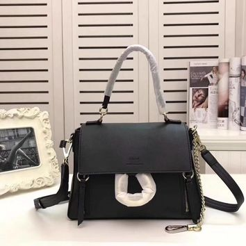 Top Quality Chloe Women Leather Tote Bag Shoulder Bag Messenger Bag Shopping Bag