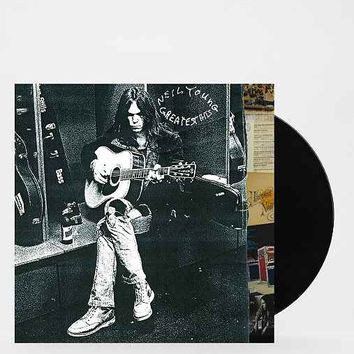 Neil Young - Greatest Hits 3XLP