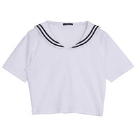 SAILOR FIT MINI TEE - EMODA Global Online Store