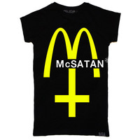 McSatan Girls T-Shirt [B] | KILLSTAR