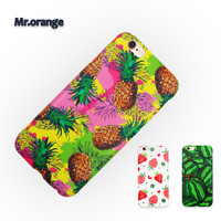 Korean Fruits Watermelon Iphone Phone Case Apple Silicone Phone Case [8153001863]