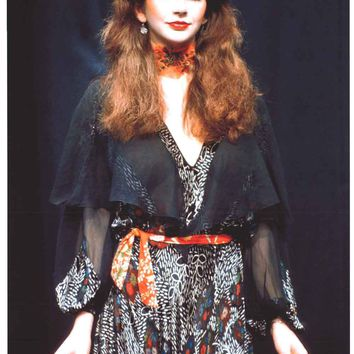Kate Bush Holland 1978 Poster 24x33